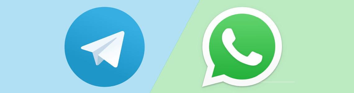 Beratung WhatsApp und Telegramm